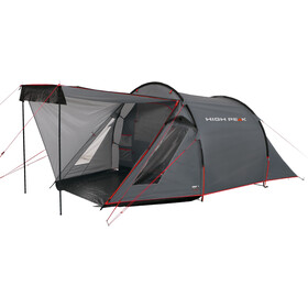 High Peak Ascoli 3 Tent, grijs